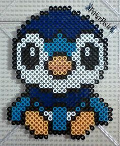 Sitting Piplup by PerlerPixie on DeviantArt