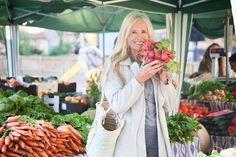 """It's never too late. Mimi Kirk, Raw Beauty, Plant Based Diet, Raw Vegan, Raw Food Recipes, Farmers Market, Health, Pretty, Photo Credit"