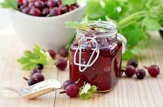 Egrešový džem s makom | Recepty.sk