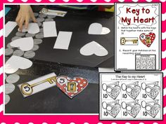 Love, Tweet Love! Valentine's Day Centers. The Littles LOVE these center activities! They are a great way to reinforce the skills we've been working on and the kids don't even realize they are actually working! :)