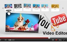 Come utilizzare l'Editor video di Youtube #youtube #editorvideo #montaggio