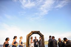The Edgewater House is a premiere waterfront wedding destination for any couple seeking the ultimate Washington beach wedding experience. This is the perfect place to leave the real world behind and glide right into your own personal fairytale! Ceremony