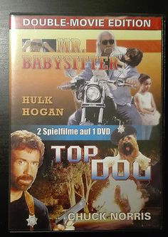 hulk hogan nanny dvd