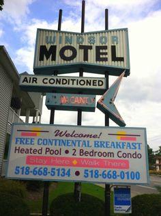 Windsor Motel, Lake George