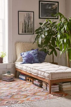 Interior Design Dreaming: The Daybed (plus so many more gorgeous options!) - Magical Thinking Rohini Daybed Lounge