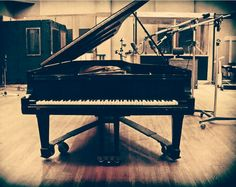 A grand piano is my ultimate dream