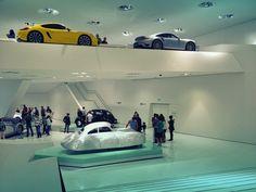 Porsche Museum Zuffenh. | 2014 📷 by SEBASTIAN BUSSE pictures  www.sebastian-busse.com