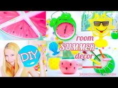 Coisas que Gosto: 5 DIY Summer Room Decor Ideas – Bright And Colorfu...