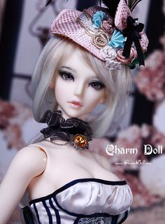 Anna, 66cm Charm Doll Girl - BJD Dolls, Accessories - Alice's Collections