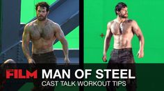 Man Of Steel Workout Tips (+playlist)