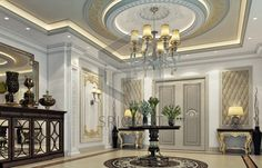 Internal design - villa design - interior design - decoration ...