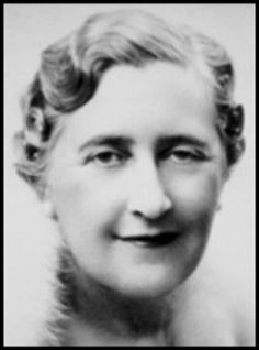 An Agatha Christie Mystery.  On 8th December 1926, Agatha Christie disappeared for ten days. Her car was found in a chalk pit in Newland's Corner, Surrey. She was eventually found staying at the Old Swan Hotel in Harrogate under the name of the woman with whom Archibald Christie had recently admitted to having an affair. She claimed to have suffered a nervous breakdown and a fugue state caused by the death of her mother and her husband's infidelity. The couple were divorced in 1928.