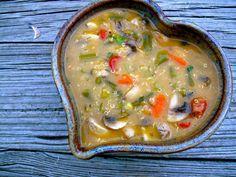 Receta de Weight Watchers: Sopa de Vegetales