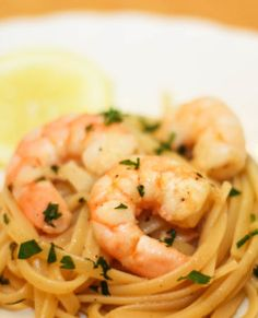 I almost called this recipe something else because in England, Shrimp scampi is breaded & fried shrimp. So if you're reading this from the UK, this is a prawn and pasta dish in a butter, garlic and white wine sauce. Shrimp scampi is one of my favorite dishes. It's packed with flavor and quick and …