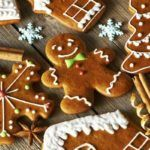Cookie Jars, Gingerbread Cookies, Baking, Eat, Christmas, Food, Holidays, Baking Biscuits, Presents