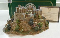 Lilliput Lane Edinburgh Castle Britains Heritage L2247 1999 Deeds Box | eBay
