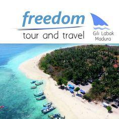 Gili labak island , madura indonesia More info +6285730289940 Www.freedomtourindonesia.com