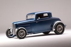 1932 Ford Three-Window Coupe - Family Matters - Hot Rod Network