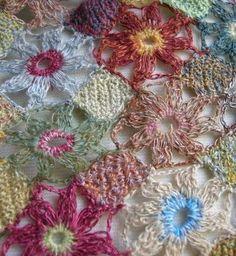 The Flitter Knitter: Hooked on Crochet!