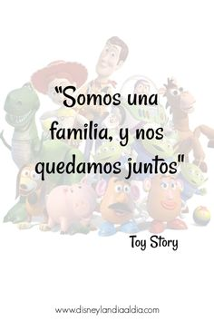 New Quotes Friendship Disney Toy Story 55 Ideas Frases Disney, Disney Quotes, New Quotes, Happy Quotes, Inspirational Quotes, Story Quotes, Toy Story, Quotes French, Love Breakup
