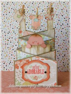 Lolascrap and company: Welcome Baby!