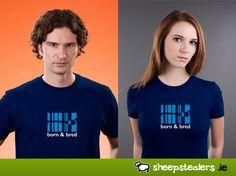 Dublin Born & Bred. GAA T-Shirt Ireland. Dublin, Ireland, Funny, Mens Tops, T Shirt, Clothes, Women, Fashion, Supreme T Shirt