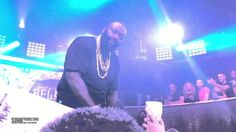 Legendary Rick Ross (Live Club Blu Rotterdam 8-4-2016)