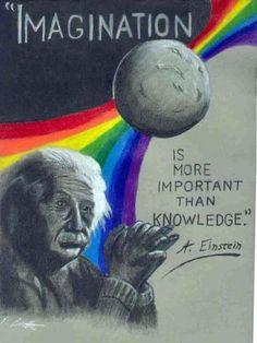 * Albert Einstein ... true words!