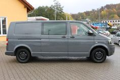 VW T5 2,0 TDi 4Motion Lang Klima AHK Diff.sperre, Transporter Kastenwagen in Schmalkalden, gebraucht kaufen bei AutoScout24 Trucks