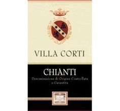 Villa Corti Chianti 2012 Delicious partner to spicy pasta dishes. Ideal with roasts, steaks and grilled veal. #italianwine