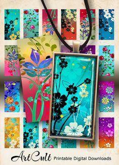 imágenes de tamaño 1 x 2 pulgadas domino NATURE VALLEY Digital
