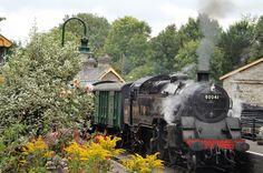 News - Somerset & Dorset Railway Heritage Trust