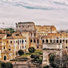 ROME  The Eternal City where more than 2500 years of breathtaking history awaits you at nearly every turn you take!   #acheerymind#eventpros#IlikeItaly