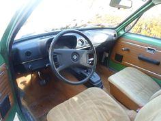 Opel Kadett 1978 - interior