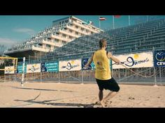 Welcome to the 2015 CEV Beach Volleyball European Championship Jurmala M...