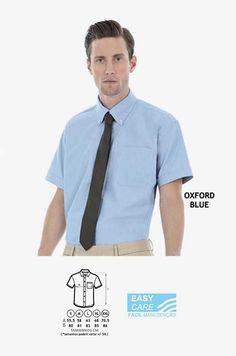 URID Merchandise -   CAMISA B&C OXFORD HOMEM MANGA CURTA   18.34 http://uridmerchandise.com/loja/camisa-bc-oxford-homem-manga-curta/ Visite produto em http://uridmerchandise.com/loja/camisa-bc-oxford-homem-manga-curta/