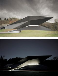 The New Festival Hall by Delugan Meissl
