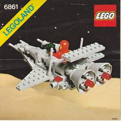 1980's lego space ship. I wish LEGO Would do reproduction sets, like Hasbro and Takara rereleasing old Trans Formers
