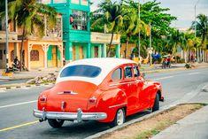 Cuban Cars, Gas Pumps, Hood Ornaments, Havana, South America, Vintage Cars, Automobile, Culture, Vehicles