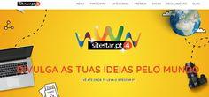 SiteStar.pt Concurso de Ideias  Inscreve-te até 17 JAN 2017  alunos dos 14 aos 18 anos