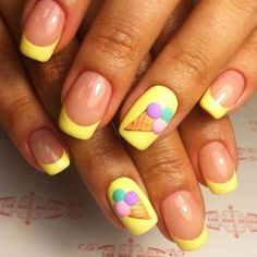 Best Summer Nail Art - 75 Best Summer Nail Art for 2018 - BestNailArt.com