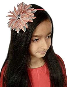 Tripti Products kids flower hair band big flower head band for small girls cute hair bands combo of 3 hairbands: Amazon.in: Jewellery Crown For Kids, Flower Hair Band, Bollywood Jewelry, Baby Princess, Big Flowers, Hair Accessories For Women, Deepika Padukone, Girl Poses, Indian Outfits