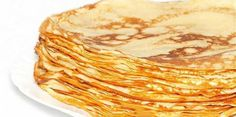 Crepe batter recipe for an electric crepe maker Healthy Breakfast Smoothies, Healthy Snacks, Crepe Batter, Crepe Recipes, Breakfast Cake, Russian Recipes, International Recipes, Healthy Baking, No Bake Desserts