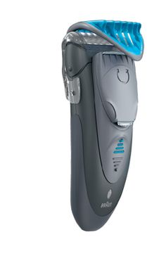 You want a shaver that is just as spontaneous as you.