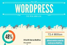 Worth a Thousand Words: Creative and Informative WordPress #Infographics   #webdesign