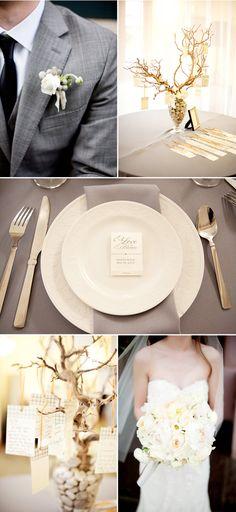 Simple. #wedding #reception #decor