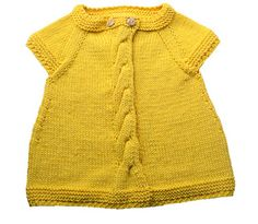 Cardigan Capucine by Tricot KAL - 2,00 €
