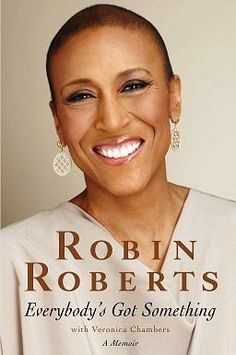 Robin Roberts new book where she talks about RonWear Port-able Clothing on pg 180 and how much she loved it in treatment!  Thank you Robin!