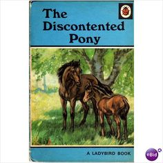 Ladybird series 497 # 4 - The Discontented Pony - Noel Barr and P.B. Hickling 9780721402000 on eBid United Kingdom