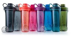 BlenderBottle® Radian™ | Insulated or Glass Shaker Bottles